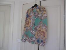 Ladies Button Down Blouse/ Shirt Design Spiceysugar  Size 10 Diff Colours