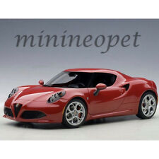 AUTOart 70189 ALFA ROMEO 4C 1/18 MODEL CAR RED