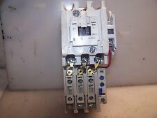 EATON SIZE 1 MOTOR STARTER 10 HP 27 AMP MAX COIL 115-120 VAC AN16DN0