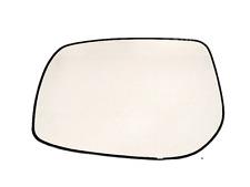 Fits 09-13 Toy Corolla 09 Matrix Right Pass Mirror Glass w/Rear Holder
