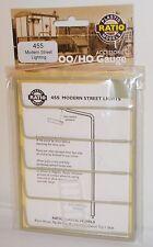 Ratio 455 - Modern Street Lighting (Non-Working) - Plastic Kit - New - (00)