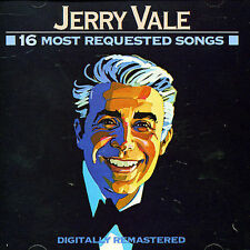 Vale, Jerry, Sixteen Most Requested Songs, Excellent Original recording remaster