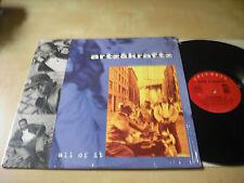 Artz & Kraftz - All Of It - Vinyl, 93, vg++