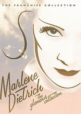 Marlene Dietrich: The Glamour Collection (DVD, 2006, 2-Disc Set, The Franchise …