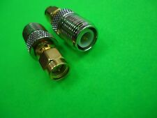TNC TO SMA ADAPTER      SMA TO TNC ADAPTER CONNECTOR FEMALE TO MALE