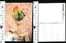 PUBBLICITARIA - BLUMARINE MARIECLAIRE - COPPA DI GELATO AL PISTACCHIO -  55600