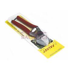 Forbice professionale doppio taglio con fulcro disassato potatura e girdinaggio