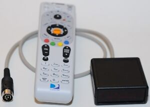 Nakamichi Band Deck Wireless Fernbedienung RM-580 Für ZX-7 ZX-5 BX-300 MR-1 Und
