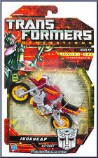 Transformers Generations JunkHeap Deluxe MIB NEW