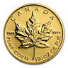 Canada 1/20 oz Gold Maple Leaf (Random Year) - SKU #14450