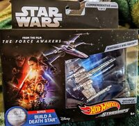 Star Wars Starships Commemorative Series Resistance X-Wing Fighter. Hot Wheels