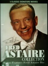 3 Fred Astaire Movies ROYAL WEDDING SECOND CHORUS OVER-THE-HILL GANG RIDES AGAIN