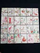 Hunkydory little books- Boutique chic- 24 sheets