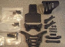 New LRP S10 Twister Buggy Spares inc Rear Shock Tower & Rear Chassis Plate (R5)