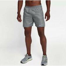 "Men's Nike Running Distance 7"" Shorts  Size Medium.   859203-065"