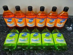 11 Dial Limited Edition 6 ORANGE BLOSSOM & 5 FREESIA CITRUS Liquid Hand Soap NEW