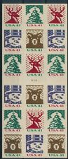 [I1969] USA Christmas good complete booklet  very fine adhesive