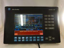Allen-Bradley PanelView 1000 2711-K10C15 Ser.D Rev.B FRN:4.20 100-240V 0.4-0.25A