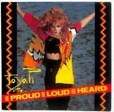"""Toyah - Be Proud Be Loud (Be Heard) - 7"""" Vinyl Record Single"""
