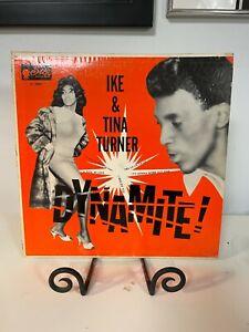 Ike & Tina Turner - Dynamite LP - Sue MONO