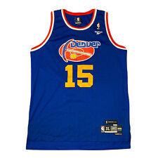 Rare Reebok HWC Carmelo Anthony Denver Nuggets 1975-76 Throwback Jersey Mens XL