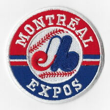 Montreal Expos I iron on patch embroidered patches applique