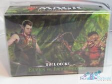 MTG Elves VS. Inventors DUEL DECK BOX COMBO PACK ULTRA PRO CARD BOX