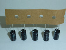10Pcs 63v22uF 63V YXF Rubycon Low impendance Long Life Capacitor 6X11 105