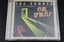 The Damned – Evil Spirits (2018) (CD) (SPINE734041) (Neu+OVP)