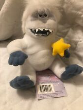 Vtg 1998 Stuffins Plush Toy Rudolph Island Of Misfit Toys Abominable Snowman New