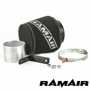 RAMAIR Performance Foam Induction Air Filter Intake Kit for Fiat 500 1.4