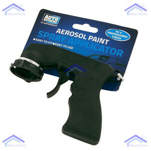 2 x Professional Aerosol Spray Paint Applicators Trigger Gun Rapide Mean Machine