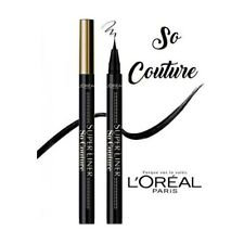 Loreal Super Liner So Couture Eyeliner Ojos Liquido Perfilador Negro L'Oreal