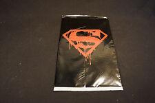 NEW 1992 DC Comics SUPERMAN Memorial Set #75 W/Fold Out Splash Back Cover