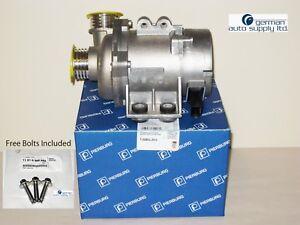 BMW Engine Water Pump - PIERBURG - 7.02851.20.0, 11517586925 - NEW OEM