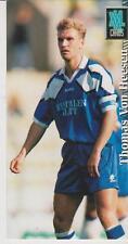 Panini Fussball 96 XXL Cards trading card 73 Thomas Von Heesen Arminia Bielefeld