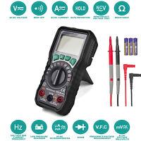 Digital Multimeter Pocket Meter Volt AC DC Tester Voltmeter Ohmmeter DMM DVOM