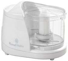 Russell Hobbs Electric Mini Food Chopper/Slicer ONLY £12.99 Food Slicer/Chopper