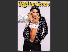 Original GWEN STEFANI Official Rolling Stone Magazine 2005 Cover 22x34 POSTER