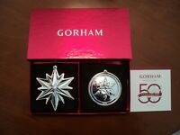 1970-2019 GORHAM 50th Anniversary Sterling Silver Commemorative Collectors Set