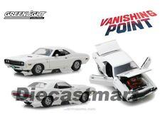Greenlight 1:18 Vanishing Point 1970 Dodge Challenger R/T White 13526 Diecast