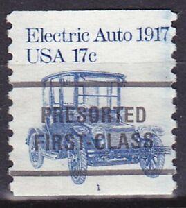 Used PNC1 17c Auto WA 1C P/C US #1906a F-VF