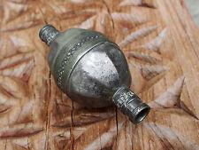 Antik Orient Afghan Turkmen Silber Perlen, Old Ersari Turkoman Silver Beads 16/A