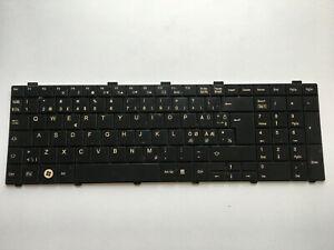 Fujitsu Lifebook AH530 laptop Keyboard NORDIC layout QWERTY CP490711-02