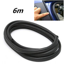 "236"" B-type Push-on Weatherstrip Car Door Edge Seal Gap Rubber Strip Accessories"