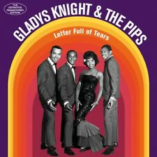 Gladys Knight & The Pips - Letter Full Of Tears SEALED NEW CD