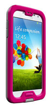 LifeProof Water Proof Case for Samsung Galaxy S4 Magenta