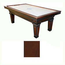 Honey Maple Dynamo Worthington Air Hockey Table