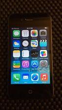 Apple iPhone 4 - 8GB - Black (Unlocked) Rogers Bell Fido etc