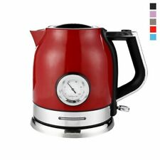 Quick Heating Electric Tea Kettle With Water Boiling Temperature Control Meter